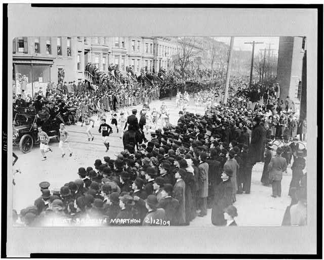 Brooklynmarathon1909start