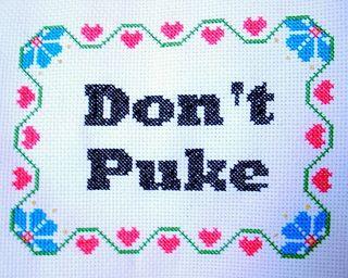 Don'tpuke
